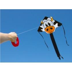 Drachen - Simple Flyer Caty Cow 120 cm von Invento-HQ