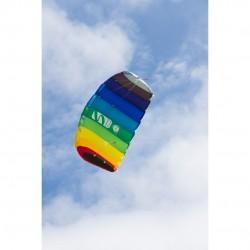 HQ Lenkmatte Kite Symphony Beach III Rainbow 130 cm von Invento-HQ