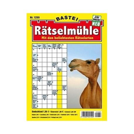 Rätselmühle - 3, 6 ode 12 Monate im Abo