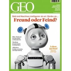 GEO - 3, 6 oder 12 Monate im Abo