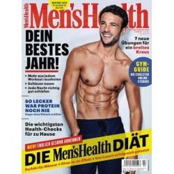 Men's Health - 3, 6 oder 12 Monate im Abo