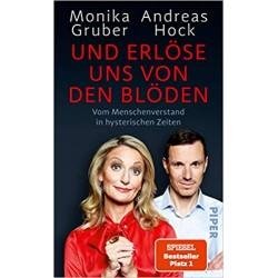 """Buch, Hardcover - """"Und erlöse uns von den Blöden"""""""