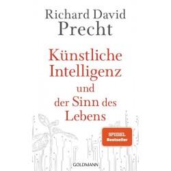 """Buch, Hardcover - """"Künstliche Intelligenz und der Sinn des Lebens"""""""