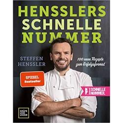"Buch, Hardcover - ""Hensslers schnelle Nummer"""