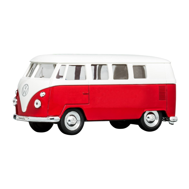 vw bulli t1 modellauto aus metall energycard service. Black Bedroom Furniture Sets. Home Design Ideas