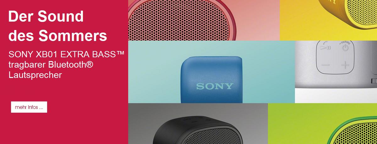 Sony XB01